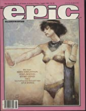 Epic Illustrated (The Marvel Magazine of Fantasy & Science-Fiction, Volume 1, Number 25, August 1984)