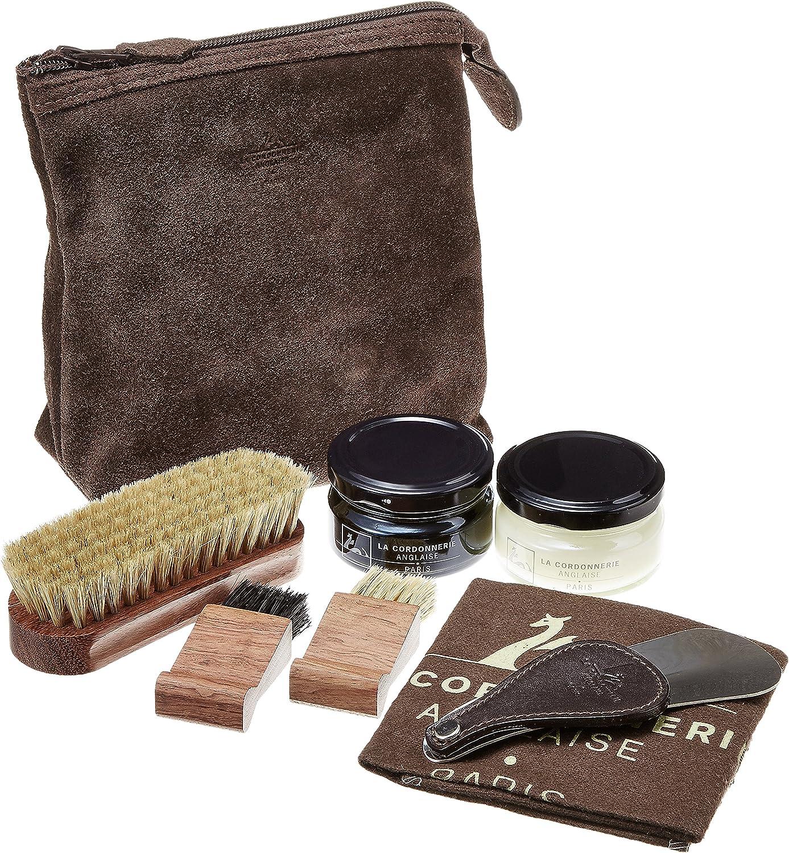 La Cordonnerie Colorado Springs Mall Anglaise Travel Shoe Bargain Care Sh Leather Set Luxury -