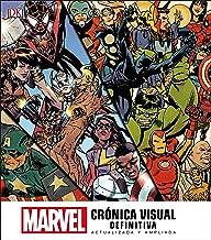 Marvel Crónica Visual Definitiva (Spanish Edition)