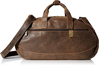 Claire Chase Underseat Duffel Bag, Distressed Brown, One Size