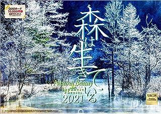 写真工房 「森は生きている」 2021年 カレンダー 壁掛け 風景