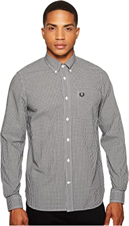 Fred Perry - Long Sleeve Classic Gingham Shirt