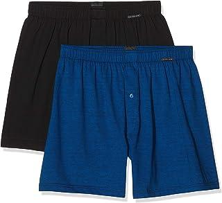 Schiesser Men's Boxer Shorts (Pack of 2)