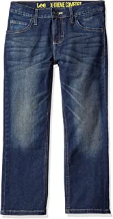 LEE Boys Sport Straight Fit Knit Jean