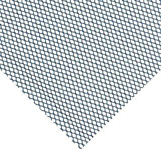 Annie Mesh Fabric, Blue