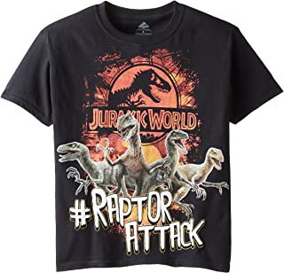 Jurassic World Boys' Short Sleeve T-Shirt