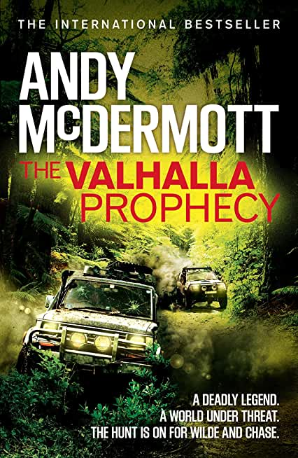 The Valhalla Prophecy (Wilde/Chase 9) (English Edition)