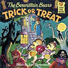 The Berenstain Bears Trick or Treat (First Time Books) PDF