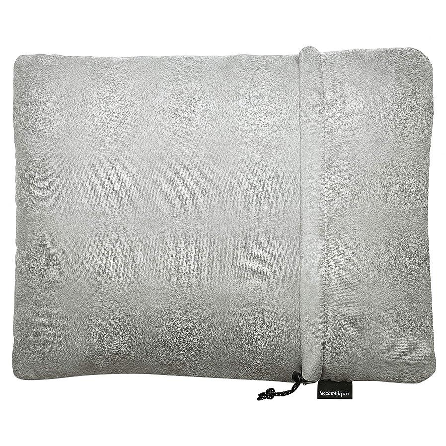 バター静かにスリットMozambique(モザンビーク) キャンプ 枕 ピロー トラベルピロー 携帯枕 【キャンプでもぐっすり寝られるように】