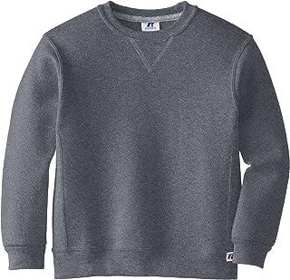Russell Athletic Boys' Dri-Power Fleece Hoodies and Sweatshirts