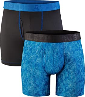 Men's Performance Boxer Brief Underwear (2 Pack)
