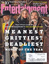Samuel L. Jackson, Jennifer Jason Leigh & Kurt Russell (The Hateful Eight) l The 10 Most Powerful Babies l Archie Panjabi l Mariah Carey - Entertainment Weekly Magazine