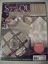 Creative Expressions Special Edition Simon's Folly Quilt with Jenny Haskins, w/CD