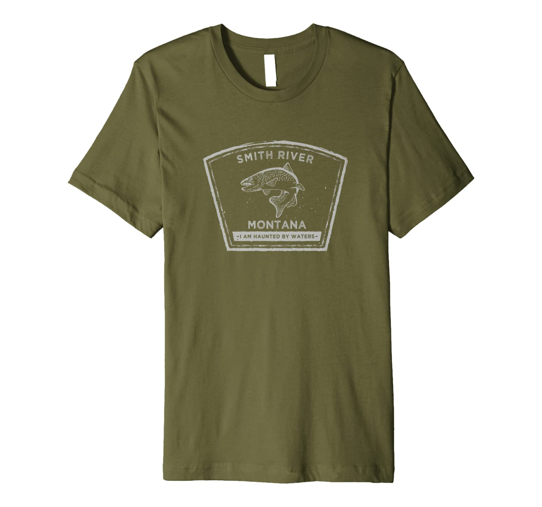 Smith River Montana PREMIUM Fly Fishing Shirt LongSleeve Tee