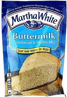 Martha White Buttermilk Cornbread and Muffin Mix, 6 oz