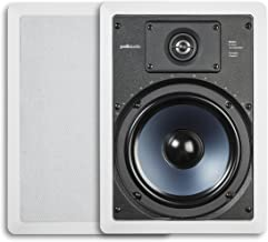 Polk Audio RC85i 2-Way Premium In-Wall 8″ Speakers (Pair) | Perfect for Damp and Humid..