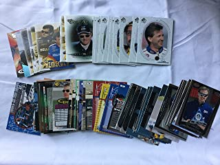 Racing Trading Cards, Race Car Drivers Trading Cards, Miscellaneous Cards in Plastic Case