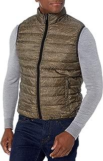 Hawke & Co Men's Reversible Packable Vest
