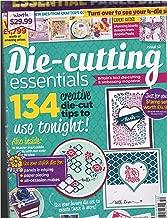 Die-Cutting Essentials Magazine # 52 2019 Essential Panel Dies Plus 134 Creative Die-cut Tips