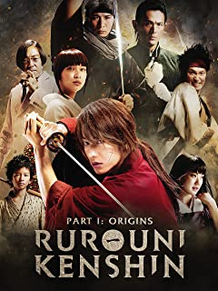 Rurouni Kenshin - Part I: Origins (Original Japanese Version)