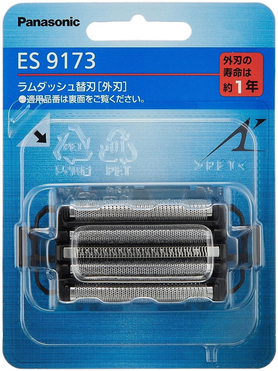 きょうだい日断線パナソニック 替刃 メンズシェーバー用 外刃 ES9173