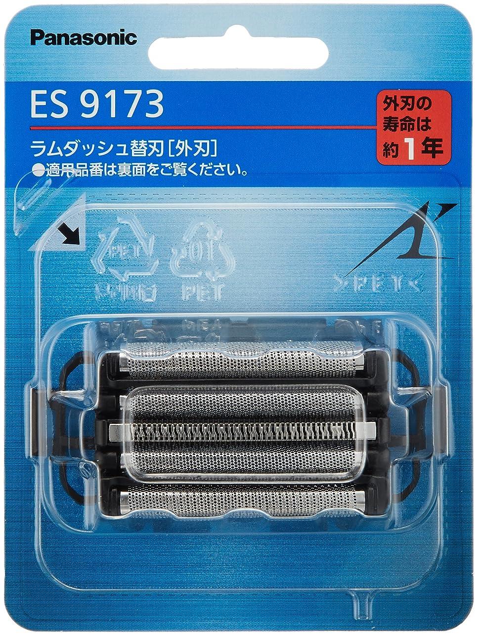 予知リンク取り壊すパナソニック 替刃 メンズシェーバー用 外刃 ES9173