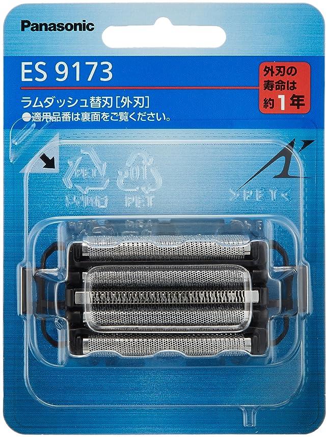 昨日まぶしさ独裁者パナソニック 替刃 メンズシェーバー用 外刃 ES9173
