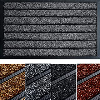 Best Extra Durable Door Mat 30x18 - Welcome Mats for Front Door - Door Mats for Home Entrance - Front Door Mat Outdoor - Outdoor Doormats - Indoor Door Mat - Heavy Duty Doormat - Entryway Rug - Welcome Mat Review