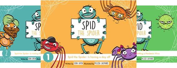 Spid The Spider (5 Book Series)