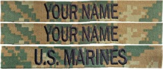 marine corps name tapes