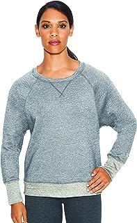 Champion Women's Fleece Boyfriend Crew Sweatshirt