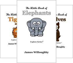 Explore Series Little Books Version (5 Book Series)
