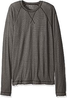 ROGUE Men's Long Sleeve Striped T-Shirt