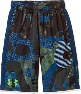 Under Armour Boys' Instinct Printed Shorts