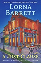 A Just Clause (A Booktown Mystery Book 11)