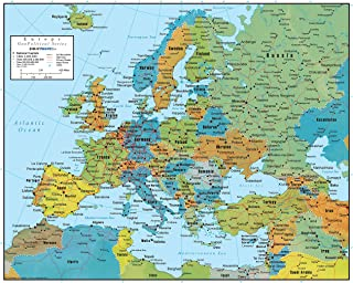 world map europe africa