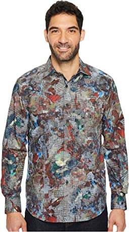Robert Graham - Big Nova Long Sleeve Woven Shirt
