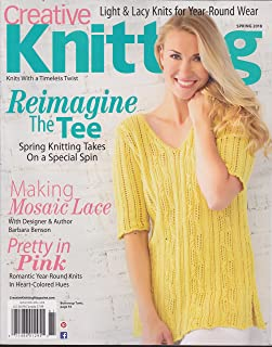 Best creative knitting spring 2018 Reviews