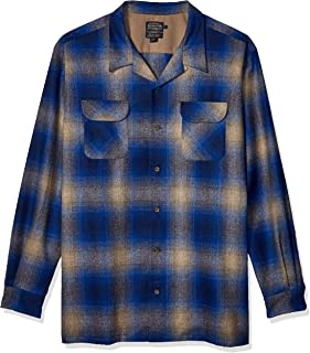 Pendleton Men's Big and Tall Big & Tall Long Sleeve Board Shirt