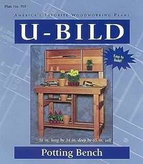 U-Bild 910 Potting Bench Project Plan