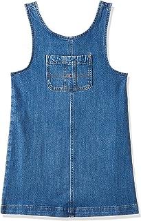Tommy Hilfiger Girl's Dungaree FREBC Dresses