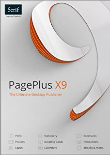 pageplus desktop publishing software