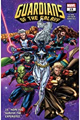 Guardians Of The Galaxy #15 (Guardians Of The Galaxy (2020-)) (English Edition) eBook Kindle
