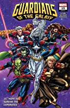 Guardians Of The Galaxy #15 (Guardians Of The Galaxy (2020-))