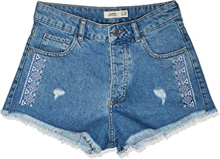OVS Women's Kaylani Short Jeans