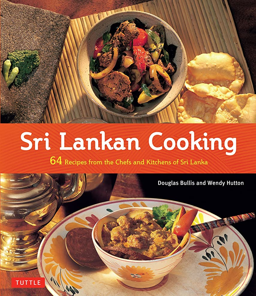 浸食平等学生Sri Lankan Cooking (English Edition)