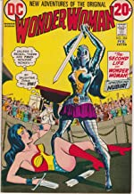 nubia wonder woman comic