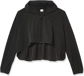 Reebok Women's Training Supply Woven Crop Jacket