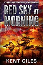 Red Sky at Morning: It's a race against time to save the western world! (Jack Reagan Series Book 1)