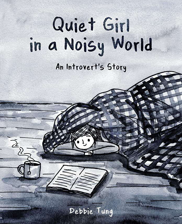 不公平識別幹Quiet Girl in a Noisy World: An Introvert's Story (English Edition)